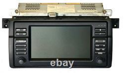 00 01 02 03 04 05 06 Bmw E46 325 328 330 M3 Radio Wide Screen Navigation