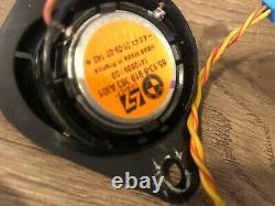 04 2010 BMW E60 550i 535I 528 LOGIC 7 SPEAKER SPEAKERS SUBWOOFER TWEETER SET OEM