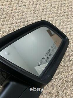 08 09 10 OEM BMW 528i 535i 528xi 535xi Right Passenger Side 3 Wire Power Mirror