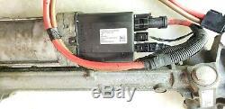 12-17 Bmw F30 328xi Power Electric Steering Gear Rack Gear Box 6864975 Oem