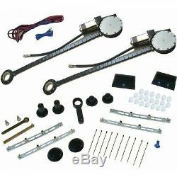 1975-83 BMW 3-series e21 Power Window Kit Roll Up Motors Heavy Duty electric