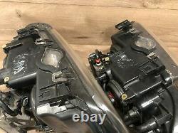 2001 2003 BMW OEM E39 M5 540i FRONT DRIVER & PASSENGER SIDE XENON HEADLIGHT OEM