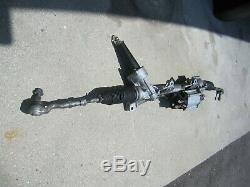 2011-16 BMW ELECTRIC POWER STEERING RACK AND PINION F10 5-series OEM