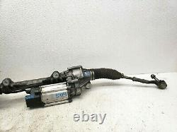 2011-2013 BMW 535i 550i F10 ELECTRIC POWER STEERING GEAR RACK & PINION 504 OEM