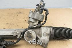 2011-2016 BMW X3 F25 N20 Power Steering Rack & Pinion Assembly Electric 7369110