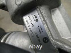 2011-2016 Bmw 535i F10 Electric Power Steering Gear Rack & Pinion Oem Lot2160