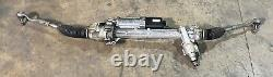 2011 2017 BMW X3 F25 POWER RACK AND PINION (ELECTRIC) Servotronic witho sport