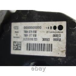 2012-2014 BMW F10 528i xDrive Sedan Factory Electric Power Steering Rack OEM