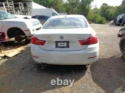2012-2018 BMW 320i 328i 428i Electric Steering Gear Power Rack And Pinion RWD