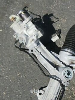 2012-2019 Bmw F10 M5 F06 F12 F13 M6 Power Steering Rack Hydro Gear Box Oem 17555