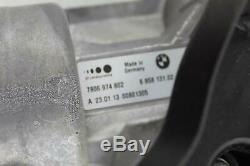 2013-2015 BMW 750i Steering Gear Power Rack & Pinion RWD Electric Assist Active