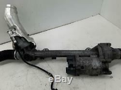 2014 BMW 1 SERIES 1995cc Diesel Powered Steering Rack 687442401