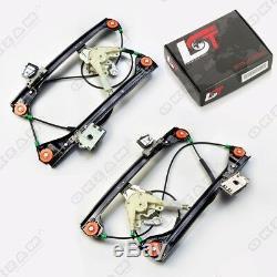 2x Fensterheber elektrisch Set vorne links rechts für BMW 3ER E46 CABRIO COUPE
