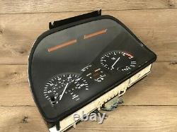83 89 Bmw E23 E24 E28 528e 535i Speedometer Instrument Cluster Panel Oem