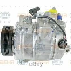 BEHR HELLA SERVICE 8FK 351 322-251 PREMIUM LINE Kompressor, Klimaanlage