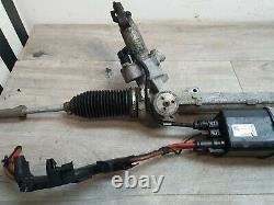 BMW 1 SERIES F21 116i PETROL ELECTRIC POWER STEERING RACK 6867847