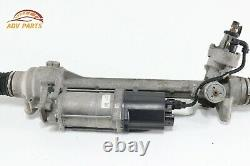 BMW 228i F22 F23 XDRIVE ELECTRIC POWER STEERING GEAR RACK AND PINION OEM 15-20