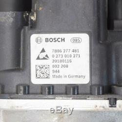 BMW 5 G30 530 2.0Hybrid 185kW Electric Power Steering Rack RHD 2018