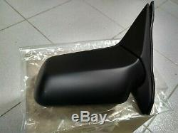 BMW E30 outside mirror housing left electric-heatable! NEW! GENUINE 51168106597