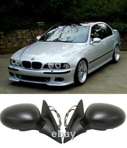 BMW E39 M5 look door wing mirrors saloon touring electric power Folding Heated