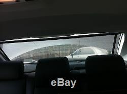 BMW E60 M5 545i 550i 525i 530i 535i 528i 530 528 power electric sun shade blind