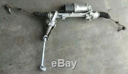 BMW M140i F20 Facelift 2016 Electric Power Steering Rack M sport 6881035-01