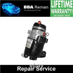 BMW Mini Electric Power Steering Pump Repair Service with Lifetime Warranty