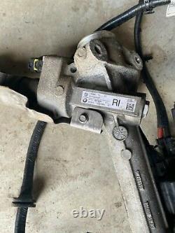 BMW X3 F25 POWER STEERING RACK 6874320 RI RHD Electric