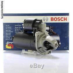 BOSCH Starter Anlasser Startanlage ohne Pfand 0 986 017 110