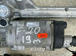 Bmw 1 Series F20 2019 Electric Power Steering Rack 6892982 Tested 3k Miles Only