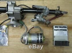 Bmw 2002 1602 electric power steering column complete easysteer pas eps kit rack