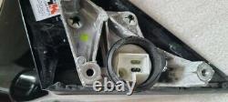 Bmw 3 Series F30 Left Passenger Side Wing Mirror Black 5 Pin Power Folding