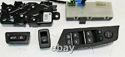 Bmw Automatic Electric Rear Tailgate Boot Lid Trunk power lock 5er G30 F90 M5