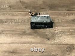 Bmw Cm5903l E34 E30 E32 318i Front Cassette Player Radio Am Fm Tape Stereo Oem 2