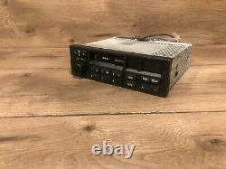 Bmw E34 E30 E32 318i Cm5903l Indash Cassette Player Radio Am Fm Tape Stereo Oem