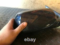 Bmw E60 E61 550i 2008-2010 Oem LCI Passenger Right Auto Fold Heated Door Mirror