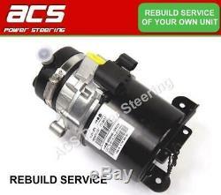 Bmw Mini One / Cooper Power Steering Pump Motor Rebuild Service