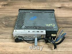 Bmw Oem E28 E30 E32 E34 Front Cassette Player Radio Tape Indash Stereo Cm5903