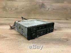 Bmw Oem E34 E36 Front Cassette Player Radio Tape Indash Stereo Cm5903l 91-97 #2
