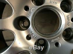 Bmw Oem E39 525 528 530 540 M5 Bbs Wheel Rim 17 17 Inch