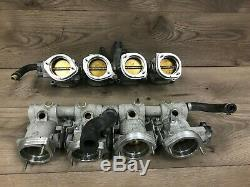 Bmw Oem E39 M5 Front Engine Motor Throttle Body Set Bodies S62 2000-2003