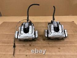 Bmw Oem E39 M5 Rear Caliper Brake Brakes Suspension Set 2000-2003