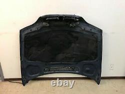 Bmw Oem E46 323 325 328 330 Front Hood Bonnet Blue Sedan 2000-2005