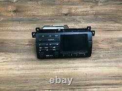 Bmw Oem E46 325 328 330 M3 Front On Board Screen Cassette Tape Navigation 00-06