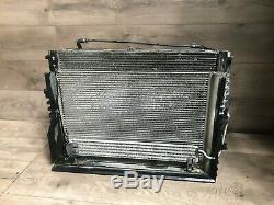 Bmw Oem E60 525 528 530 535 545 550 Engine Motor Radiator Ac Fan With Motor