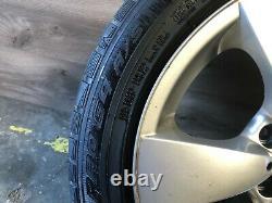 Bmw Oem E60 E61 525 528 530 535 545 550 M5 Front Rear Set Rim Wheel And Tire 17