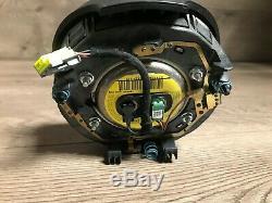 Bmw Oem E60 E61 E63 E64 Front Steering Wheel Airbag Air Bag Sport Round Black