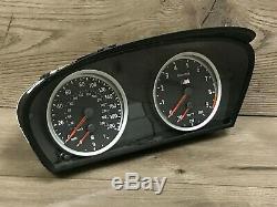 Bmw Oem E60 E63 E64 M5 M6 Cluster Speedometer Instrument Gauge Gauges 2006-2010