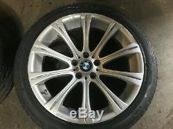 Bmw Oem E60 E63 E64 M5 M6 Front Rear Set Rim Wheel And Tire Wheels 19 Inch 19