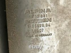 Bmw Oem E65 Alpina B7 Intake Pipe Exhaust Muffler Complete 2007 2008